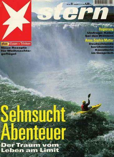 Artikel im Stern über Dirck Scharzer - Gründer der Fa. Checkpoint GmbH Managementtrainer